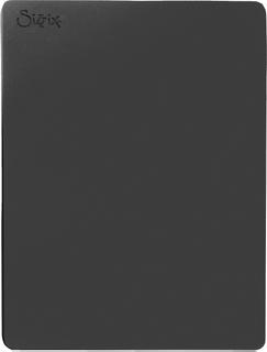 "Rubber Mat ""Impressions Pad"" 15 x 22.5 cm blac"