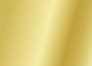 Alu-Karton 50 x 70 cm goldfarbe