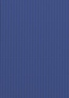 Bastelwellkarton 50 x 70 cm dunkelbla