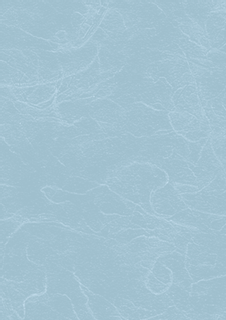 Strohseide 50 x 70 cm wasserbla