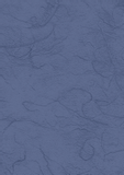 Straw Silk Paper 50 x 70 cm dark blu
