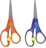 Children's Scissors Soft-Touch 13.5 cm