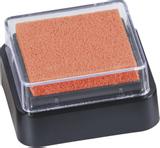 Mini Ink Pad 3 x 3 cm orange