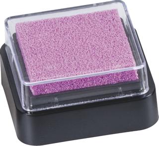Stempelkissen Mini 3 x 3 cm rosa