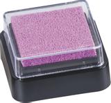 Mini Ink Pad 3 x 3 cm rose