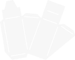 "Kreativschablone ""Tortenstück"" 5 x 7,5 cm, 7 x 10,5 cm, 8 x 13 cm wei"
