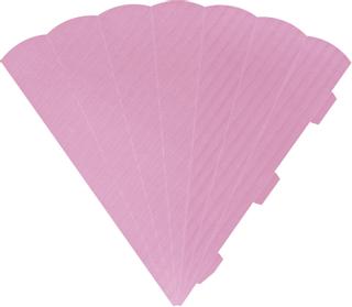 Schultüten-Zuschnitt 41 cm ros