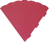 Cone Cut-Outs 41 cm re
