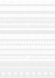 "Transparent Paper ""Border"" A4 (21 x 31 cm incl. coding strip"