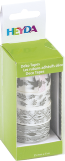 "Deco Tapes ""Holy"" each roll 5 m x 15 m"