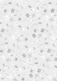 "Transparent Paper ""Christian Symbols"" A4 (21 x 31 cm incl. coding strip"