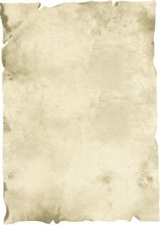 Parchment Paper A3 chamois/brown, cloud