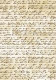 "Transparent Paper ""Handwriting"" A4 (21 x 31 cm incl. coding strip) antique brow"