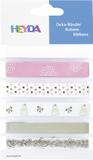 "Deco Ribbons ""Wedding"" 0.6 - 1.2 cm x 90 c"