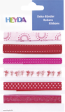 "Deco Ribbons ""Love"" 0.6 - 1.2 cm x 90 c"
