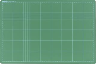 Schneid-Unterlage 45 x 30 cm grü