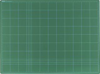 Schneid-Unterlage 60 x 45 cm grü
