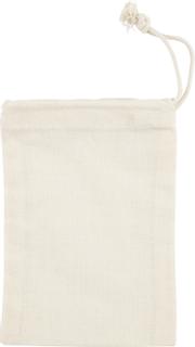 Säckchen 14,5 x 10 cm natu