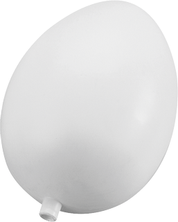 Ei Ø 15 cm weiß