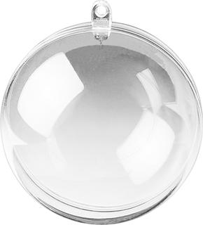 Acryl-Kugel Ø 12 cm transparent
