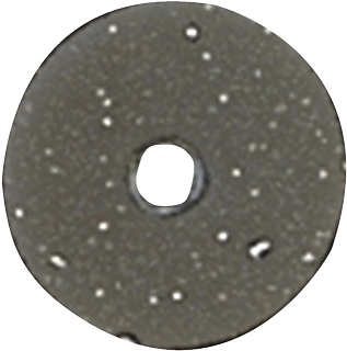 Pailletten Ø 6 mm schwar
