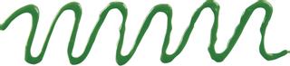 Wachsstift grün