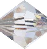 Swarovski Bicone Swarovski Ø 4 mm crystal A