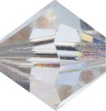 Swarovski Bicone Swarovski Ø 6 mm crystal A