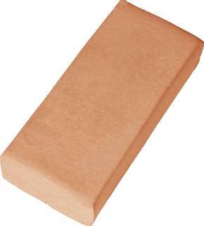 Modelliermasse terracotta