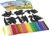 "Modelling Clay Set for Children ""Safari"