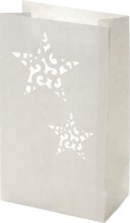 """Luminary Bag """"Stars"""" 26.5 x 15.5 x 9 c"""
