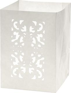 "Luminary Bag ""Ornaments"" 16 x 11 x 11 c"