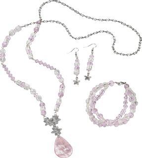 Trendline rosa-kristall