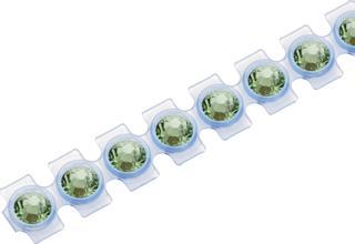 Nachfüllsteine easy Crystal Ø 2,8 mm peridot