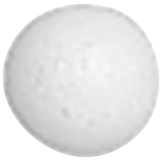 Styrofoam Ball Set Ø 3 cm whit