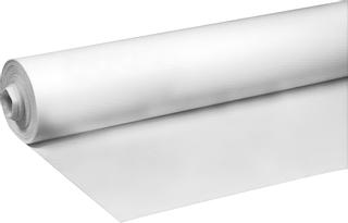 Bügelvlies 30 m x 90 cm wei