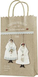 "Tilda Material-Set Vintage Santas ""Vintage Santas"" Tilda"