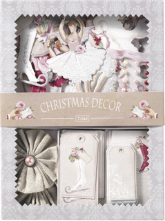Tilda Deco-Set Sweet Christma