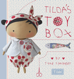Book Tildas Toy Box english