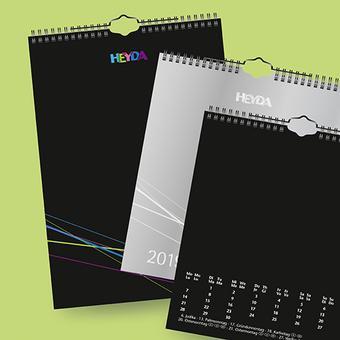 Bastel- / Fotokalender