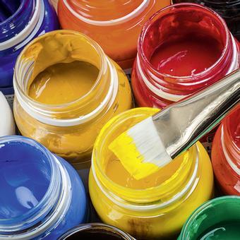 Hobbyfarben